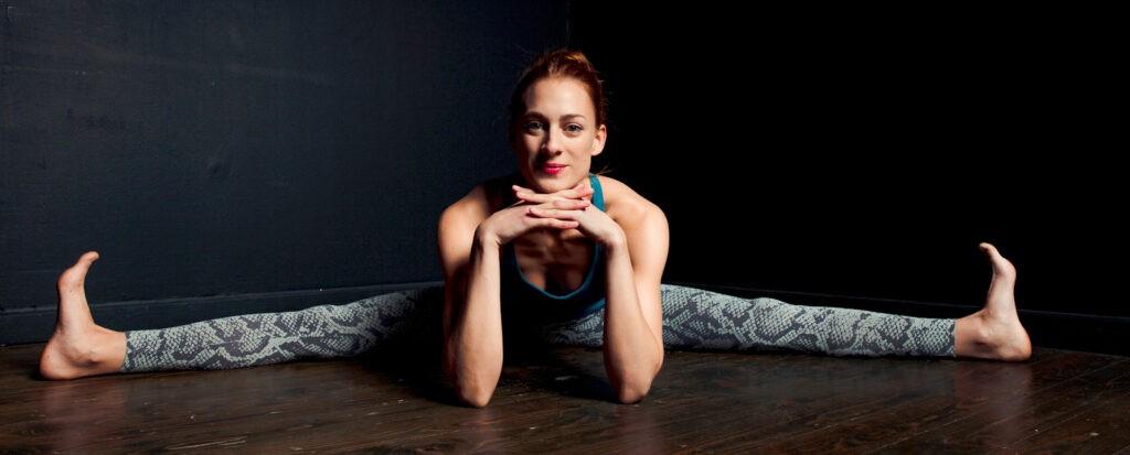 Janna Kleinknecht Yoga Gallerie