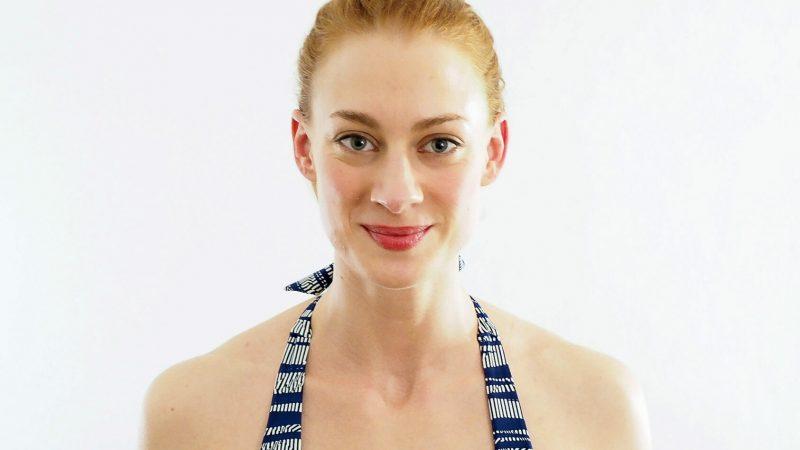 Janna Kleinknecht Yoga Porträt
